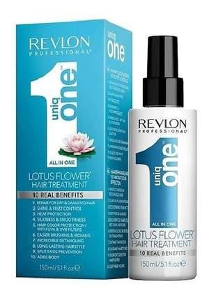 Leave in revlon uniq one flower de lótus 150ml