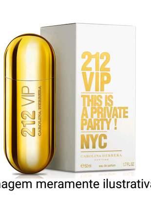 "Perfume 212 vip ""luci luci f32"""