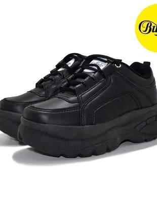Tênis feminino plataforma sneakers bufallo london buffalo sneaker chunky