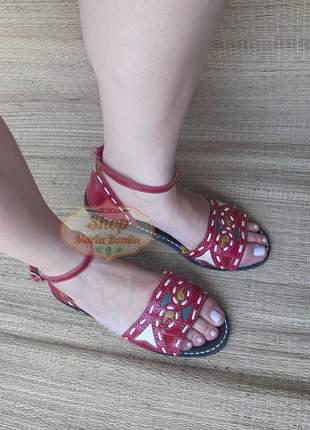 Sandália maria bonita