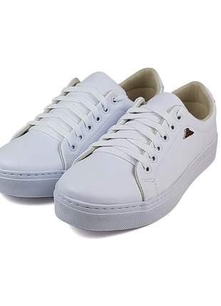 Promoção a pronta entrega enfermagem tênis branco confortável slip on sapatênis