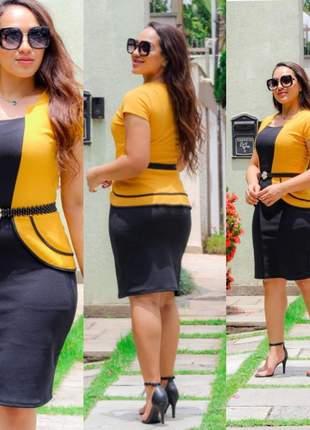 Vestidos saias midi tubinho moda evangélica roupas femininas promoção