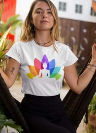 T-shirt meditação