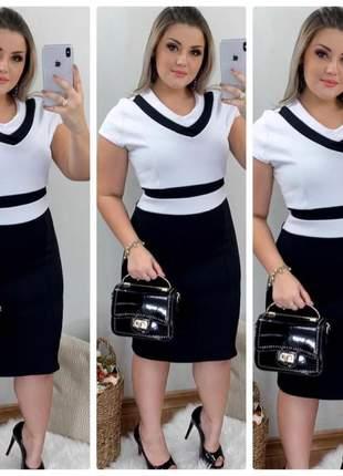 Vestido moda evangélica chique moderno casual festas trabalho promoção oferta