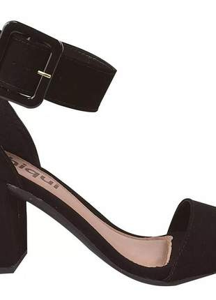 Sandália sapato feminina chiquiteira chiqui/54252