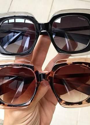 Óculos de sol máscara 2 cores a sua escolha e *frete grátis