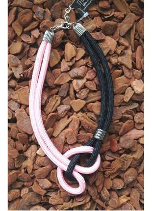 Colar de corda rita rose
