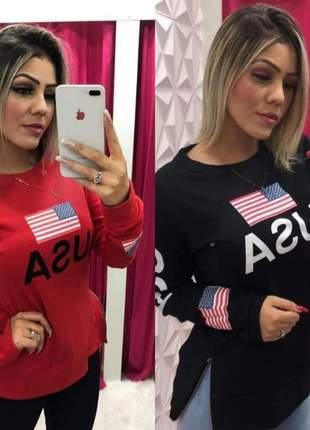 Kit blusa usa   2 blusas