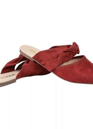 Sapatilha sapato feminina