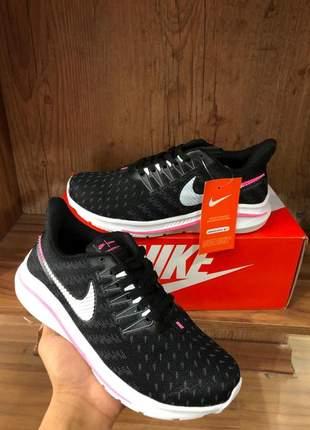 Nike mens air zoom vomero 12 preto pink