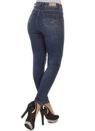 Calça jeans feminina sawary cigarrete levanta bumbum 263871