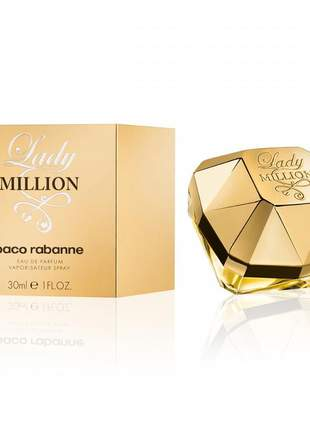 Lady million edp 30ml feminino | perfume original
