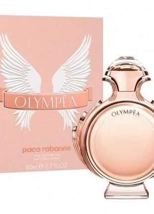 Paco rabanne olympéa edp 80ml feminino perfume original