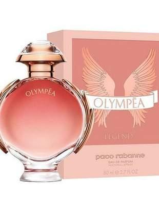 Olympéa legend feminino edp 80ml   original + promoção