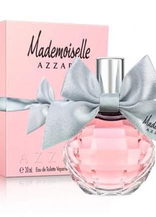 Perfume mademoiselle azzaro 30ml feminino | original lacrado
