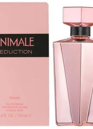 Animale seduction eau de parfum 100ml feminino 100% original
