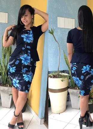 Kit 5 vestidos preço de atacado midi godê moda evangélica gospel qualidade promoção
