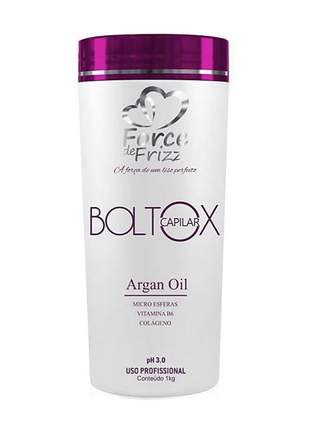 Boltox capilar argan oil force de frizz 1kg