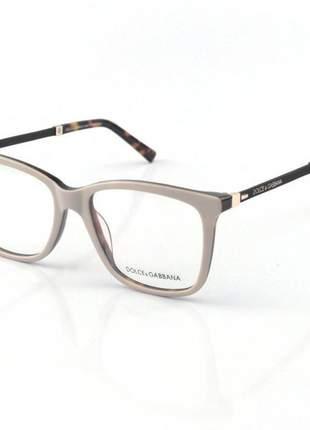 Armacao de óculos dolce & gabbana - dg 3126 unissex off-white