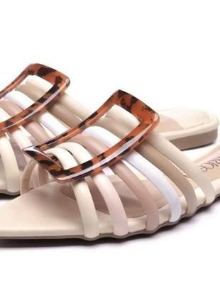 Sandálias rasteiras femininas