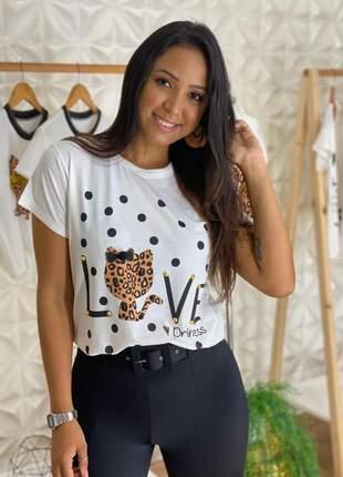 T- shirt love