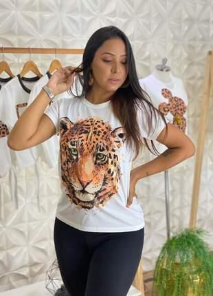 T- shirt tigre