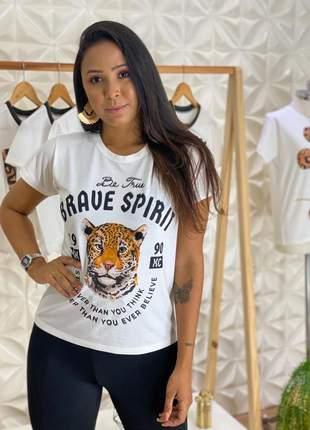 T- shirt brave spirit