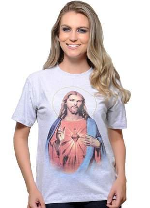 Blusa ágape  - sagrado coração de jesus