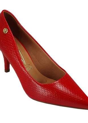 Sapato scarpin vizzano lezard verniz 1185-702