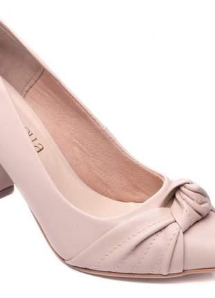 Sapatos scarpins nude