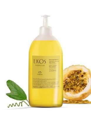 Refil sabonete líquido para mãos maracujá ekos - 250ml