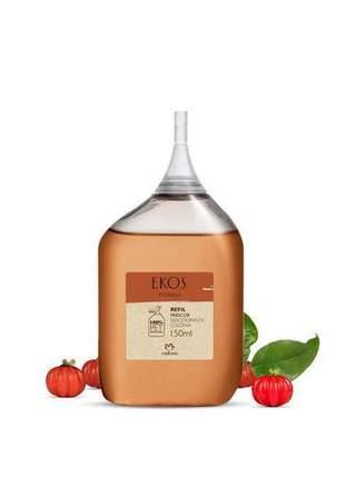 Refil desodorante colônia frescor pitanga ekos feminino - 150ml