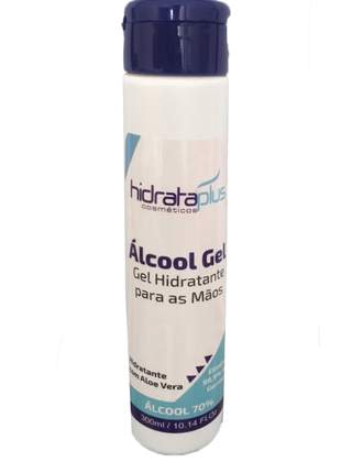 Álcool gel hidrata plus 70% 300ml