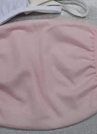 Kit 20 equipamentos de proteção facial de tecido100% algodão - lavável e reutilizável