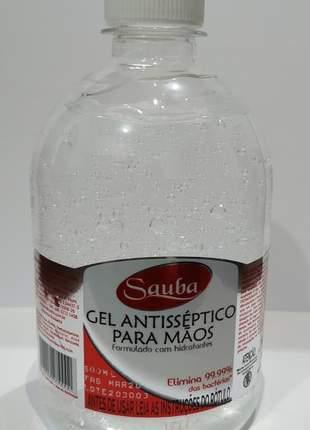 Álcool gel antisséptico para mãos