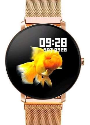 Relógio smartwatch k9 pro original esportes c/ garantia
