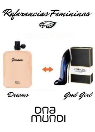 Perfume feminino dreams / embelleze