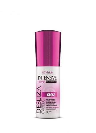 Gloss desliza cabelos triskle 60ml