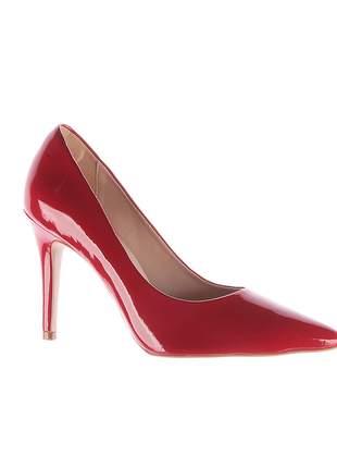 Scarpin rubi vermelho