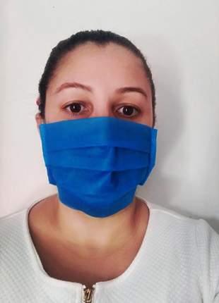 Máscara descartável tnt duplo proteção para sua saúde!