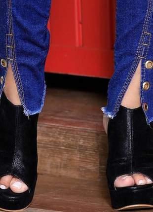 Calça jeans levanta bumbum oxtreet jeans