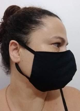 Máscara dupla bico com 50 unidades