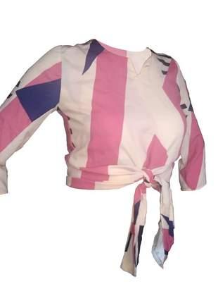 Blusa blusinha feminina moda evangélica super promoção