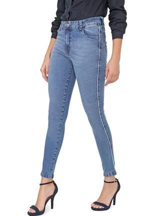Calça jeans cigarrete skinny