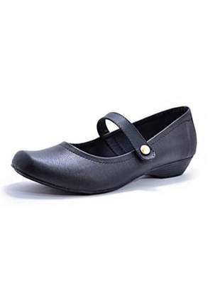 Sapato feminino tamanhos grandes salto baixo boneca renata della vecchia