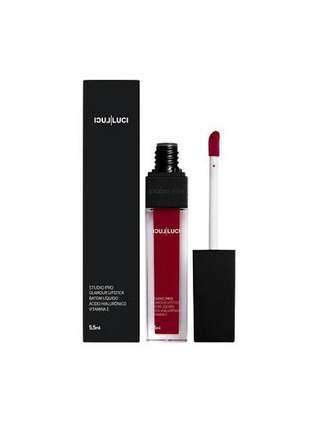 Batom líquido glamour lipstik