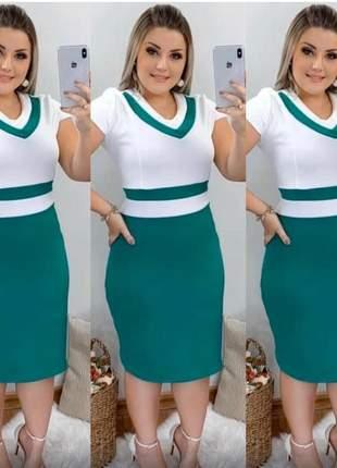 Vestido godê evangélico roupas femininas mais vendido