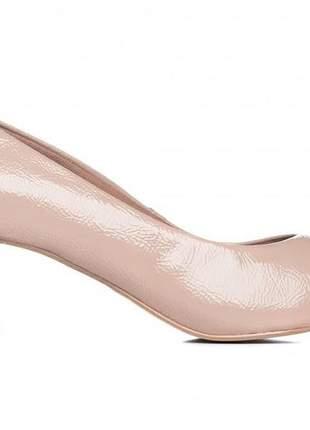 Sapatos femininos scarpins ato bloco 5