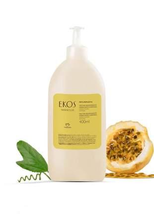 Refil hidratante maracujá natura ekos deo corporal - 400ml