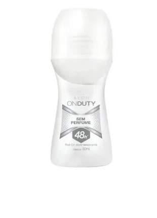 Desodorantes roll on avon
